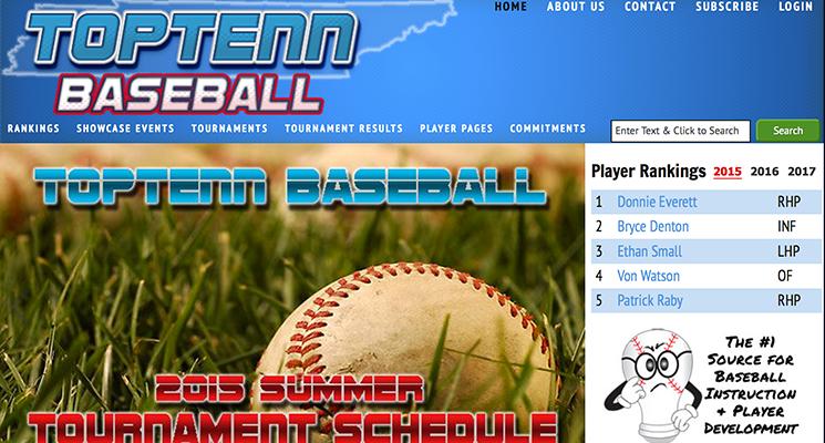 TopTenn Baseball